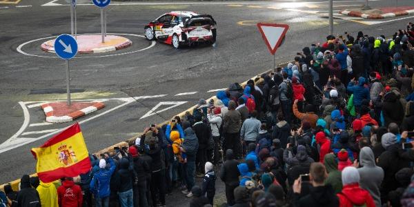 El RallyRACC Catalunya - Costa Daurada no estará en el WRC 2020