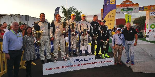 Rallye Maspalomas 2018