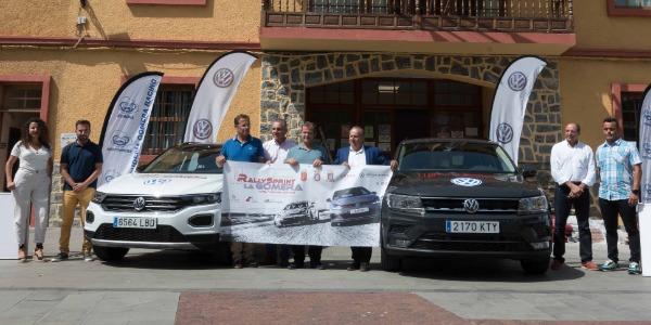 Presentado el II Rally Sprint La Gomera