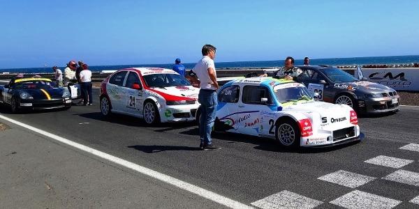 Cabral y Jorge protagonistas en el Circuito de Maspalomas