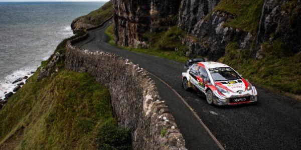 Ott Tänak gana el Rally de Gran Bretaña WRC 2019