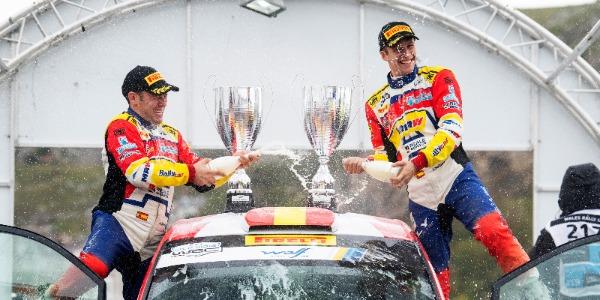 Jan Solans y Mauro Barreiro. Foto: Jaanus Ree / Red Bull Content Pool