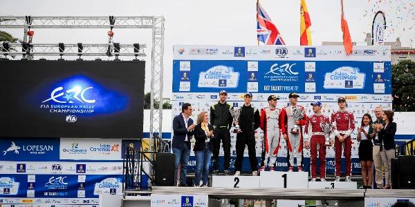 Rally Islas Canarias ERC 2020
