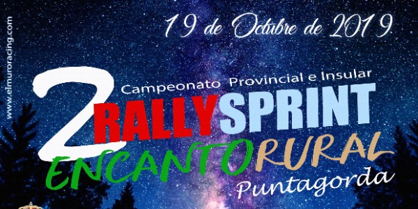 II Rally Sprint Encanto Rural