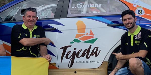 Xevi Pons, JC Quintana y Domingo Ramos en el Circuito de Maspalomas