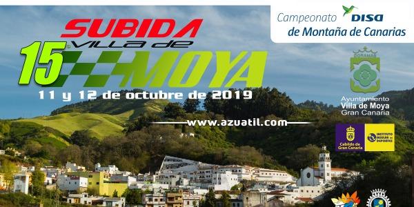 Subida Villa de Moya