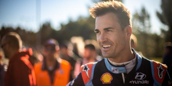 Dani Sordo una nueva temporada con el equipo Hyundai