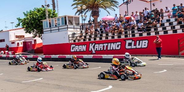 Nueva prueba del Regional de Karting en el Gran Karting Club