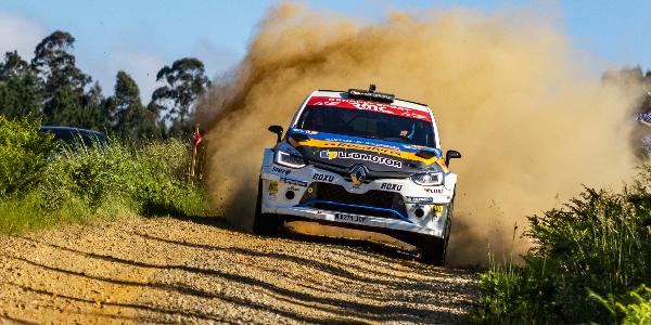 Fran Cima estará en el Rallye Ciudad de Granada
