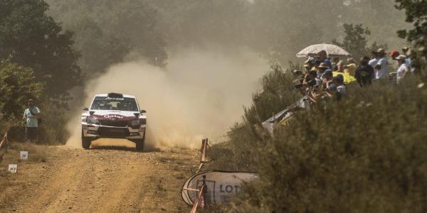 Último examen en tierra de la temporada para el S-CER en el Rallye de Granada