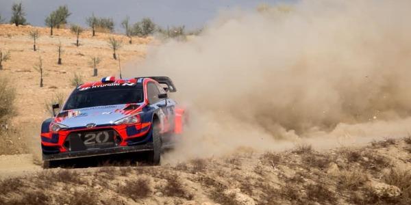 Loeb gana el Rallye Ciudad de Granada con título para Xevi Pons