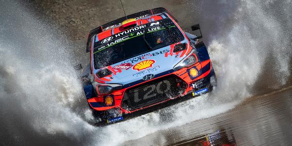 Tramos, horarios y guía del RallyRACC Catalunya - Rally de España
