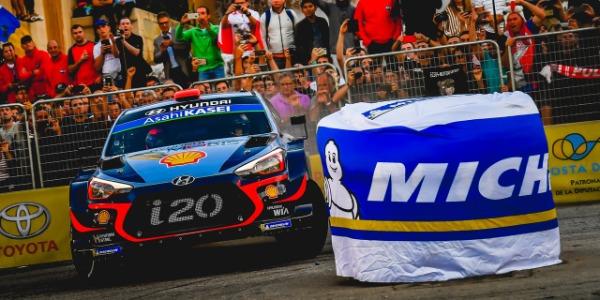 Dani Sordo, a por el RallyRACC - Rally de España WRC 2019