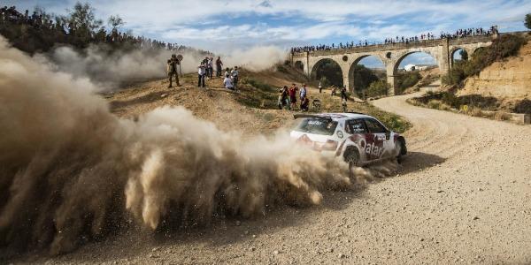 Rallye de Granada 2019 con Campeonato para Pons