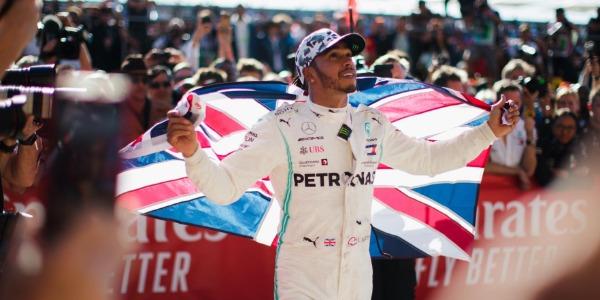 Lewis Hamilton ya es hexacampeón del Mundo de Fórmula 1