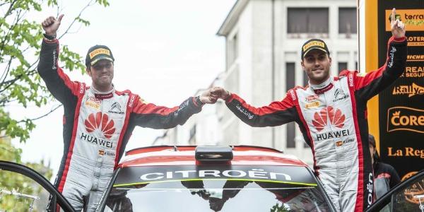 Pepe López gana el Rallye La Nucía y es Campeón de España de Rallyes
