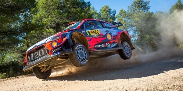 Hyundai ya se prepara para el Rally de Australia WRC 2019
