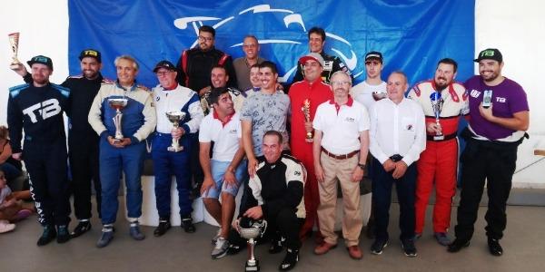 Final del Campeonato de Canarias de Drift y Velocidad