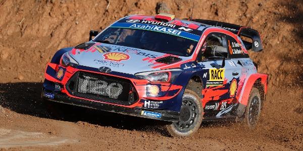 Dani Sordo a por la última prueba del año en el Rally de Australia