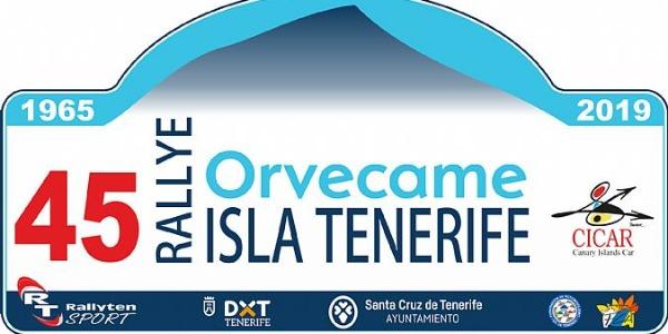 45 Rallye Orvecame Isla de Tenerife