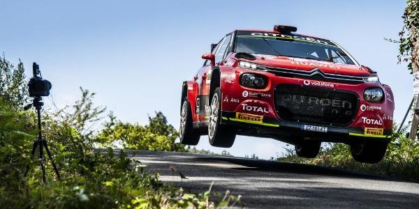 Tramos, horarios y lista de inscritos del Rallye Comunidad de Madrid