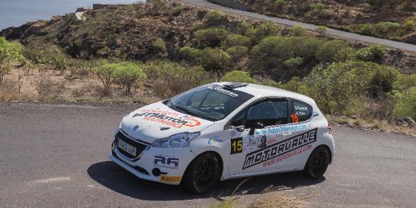 Grandes resultados para Sergio Fuentes y Abraham Báez en Tenerife