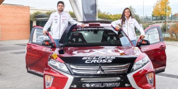 Cristina Gutiérrez y Pablo Huete