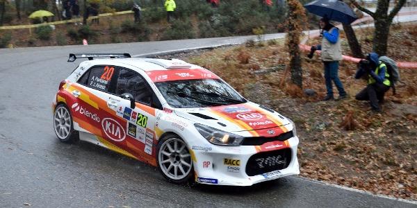 Ángel Paniceres cierra la temporada con podio en la N5 RMC