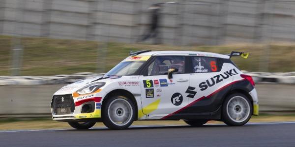 Joan Vinyes y Jordi Mercader Campeones del Trofeo N5 2019