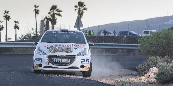 Sergio Fuentes a por el tercer puesto del regional en Lanzarote