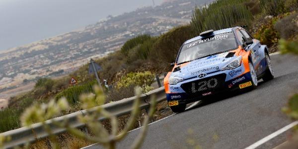 El regional se decidirá con los tiempos del Rallye Isla de Lanzarote