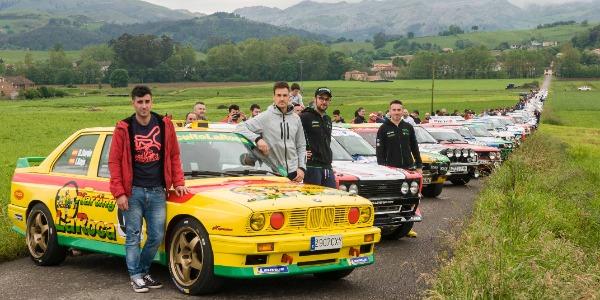 El Rallye Festival Hoznayo 2020 inicia su cuenta atrás