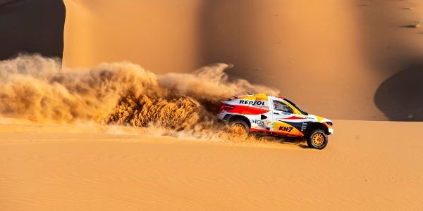 Roadbook Rally Dakar 2020