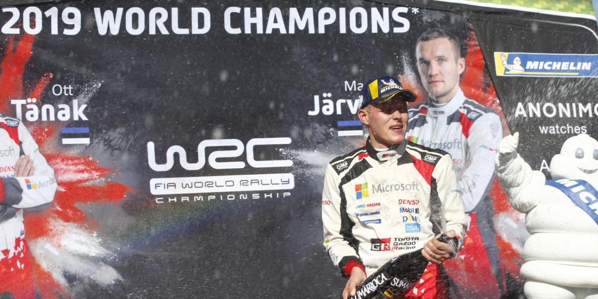 Toyota WRC 2019