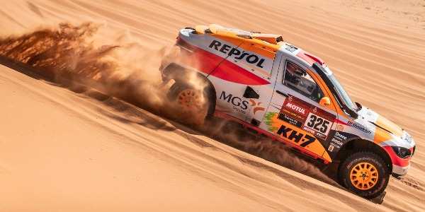 Repsol Rally Team