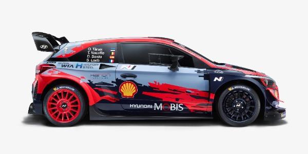 Hyundai Motorsport presenta su proyecto para el WRC 2020