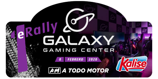 I eRally Galaxy Gaming Center - A Todo Motor