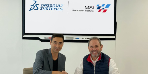 Dassault Systemes y MSi Race Tech Institute