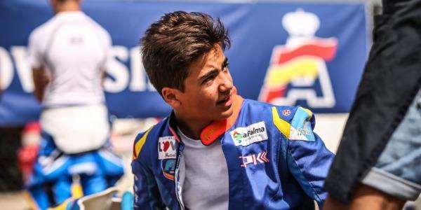 Santi Concepción Jr inicia su temporada 2020