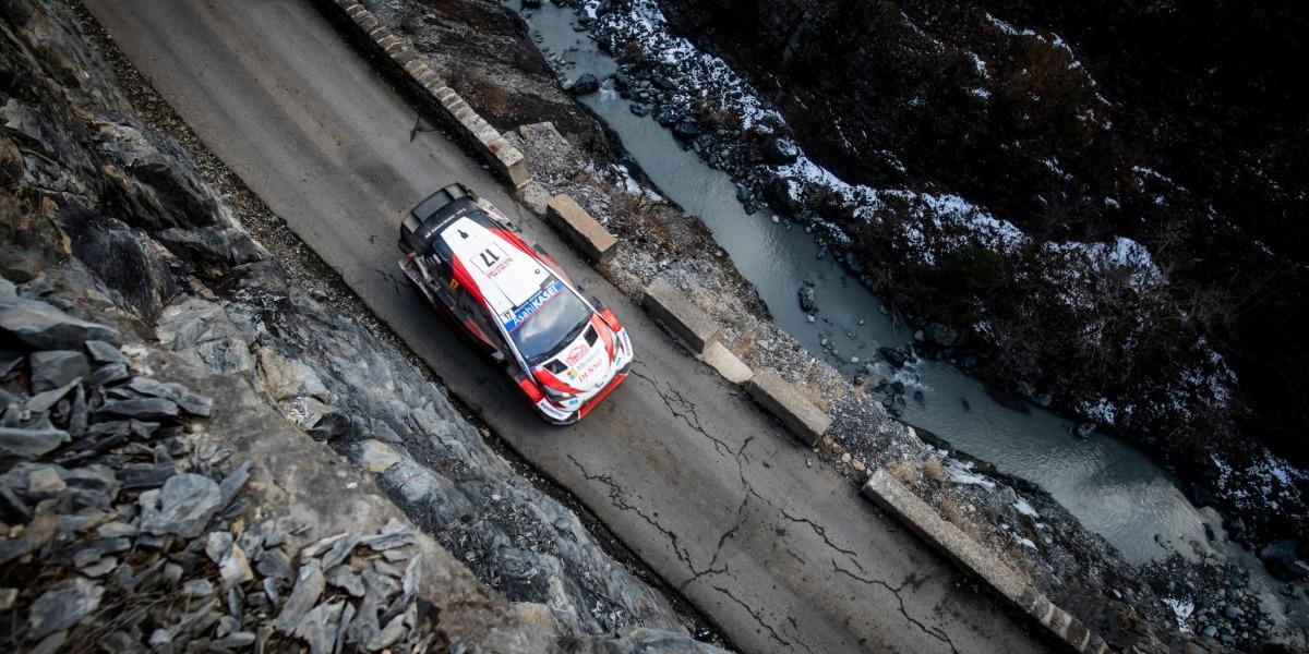 S. Ogier y J. Ingrassia. Foto: Jaanus Ree/Red Bull Content Pool