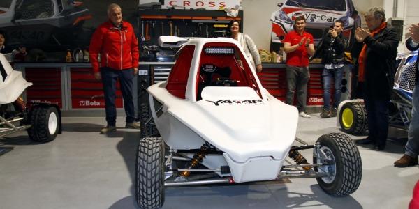 Presentado el Yacarcross con homologación FIA