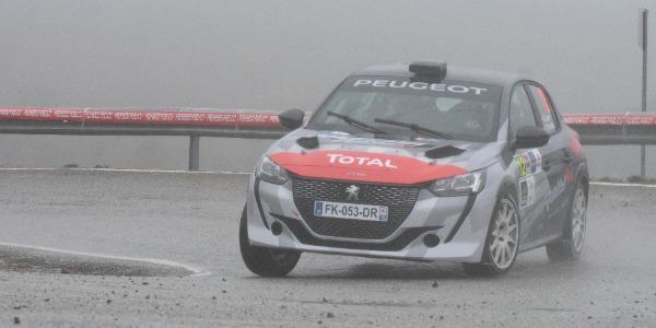 Sergio Fuentes disputará la Peugeot Rally Cup Ibérica 2020