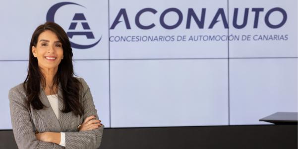 Yara de León, nueva Vicepresidenta Ejecutiva de Aconauto Canarias