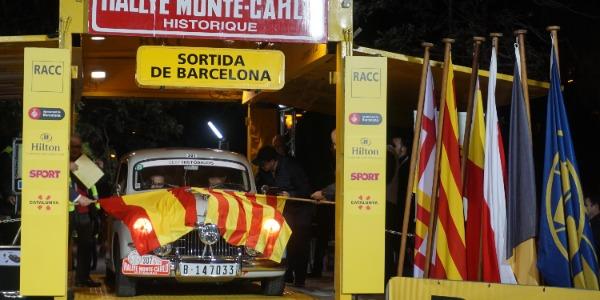 Rally Montecarlo Histórico 2020: el día más largo