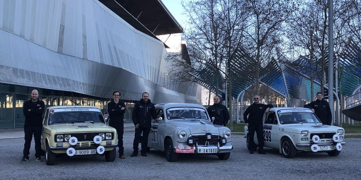 Rally Montecarlo Histórico