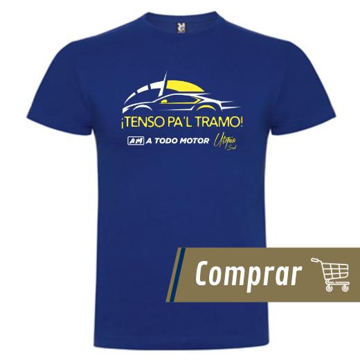 A Todo Motor Store - Camiseta Tenso Pal Tramo