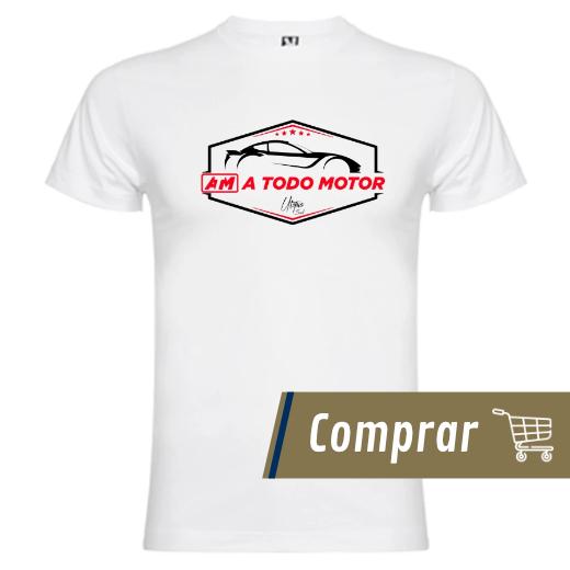 A Todo Motor Store - Camiseta Estilo Racing