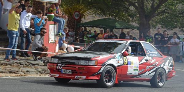 Tramos y horarios del 45º Rally Ciudad de Telde