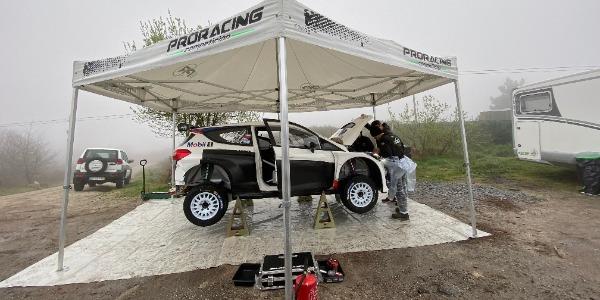 Ford Fiesta R5 MkII