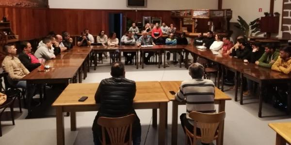 Positiva reunión de la FALP en Fuerteventura